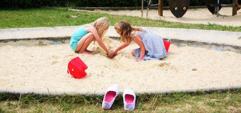 Un camping pour les enfants
