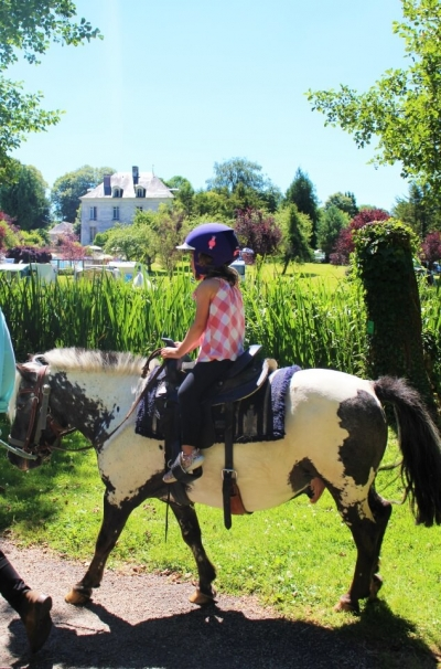 Activités poney