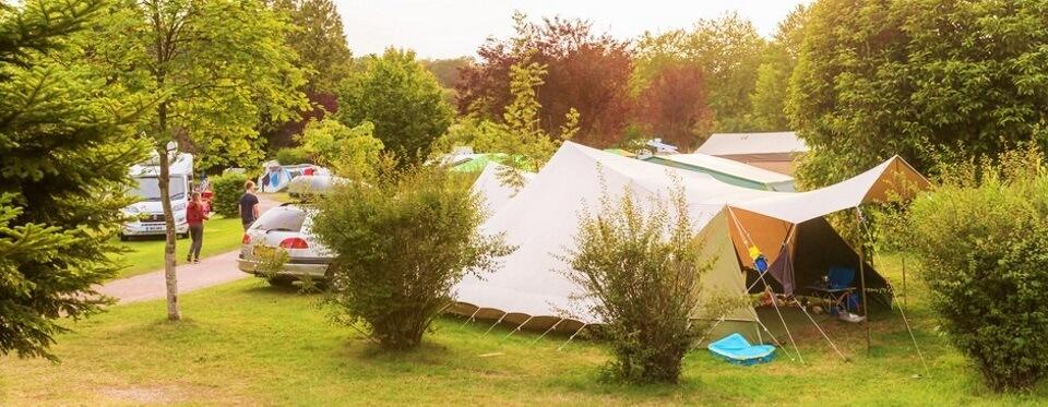 Camping Le Brévedent Normandie L'orangeraie