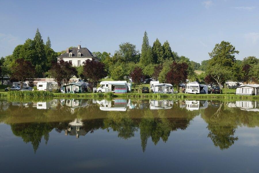 Camping Le Brévedent en Normandie