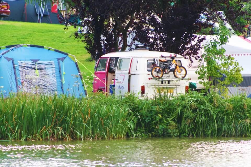 Basilique Lisieux Camping Car