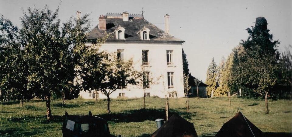 Le manoir du Brévedent à l'époque