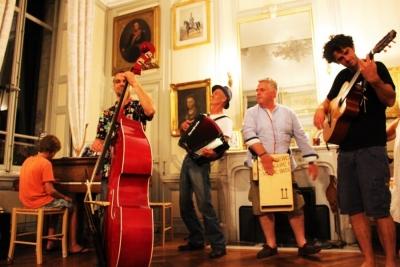 Soirée concert au Brévedent