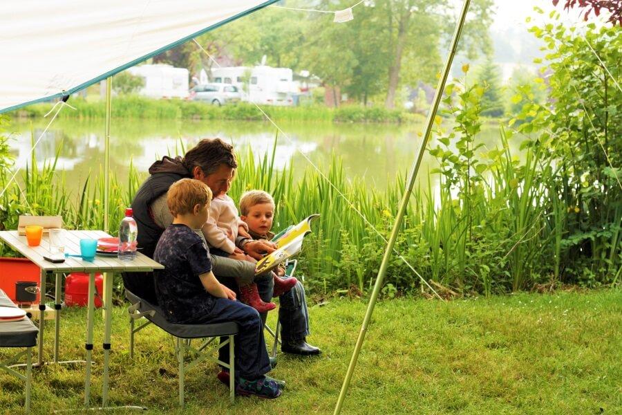Un camping familiale
