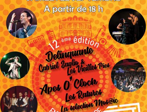 Festival «Rêve en Rythme» 2018 By L'art s'en sort