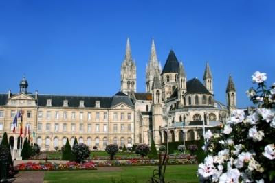 Abbaye aux hommes de Caen - L. Durand - Calvados Tourisme - Libre