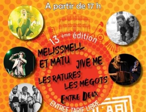 Festival «Rêve en Rythme» 2019 By L'art s'en sort